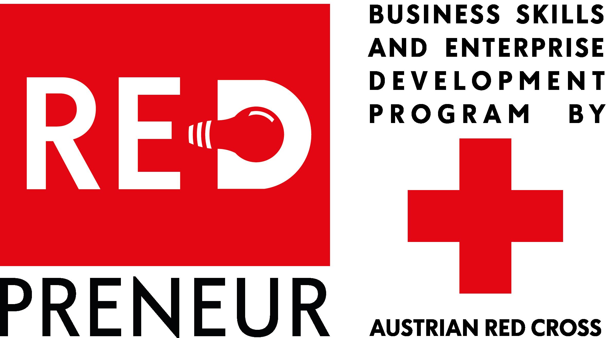 REDpreneur logo